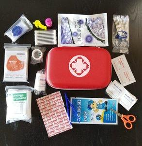 六本木 (大 / N) 便攜式醫藥包/急救包 (連急救藥物)