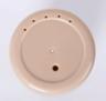 (Light Greyish Blue) Travel Toiletries Storage Cup x 1 Set