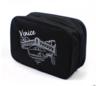 (黑色) 旅行便攜有勾可掛起摺叠洗漱用品收納袋 x 1個