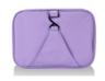 (Black) Travel Hanging Foldable Toiletries Organizer x 1pc