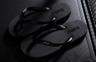 (黑色/男裝) 輕便沙灘拖鞋/人字拖 (可做情侶拖) S-L (S 39-40)