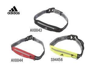 Adidas (黑色) 日本Adidas 跑步腰包 x 1條