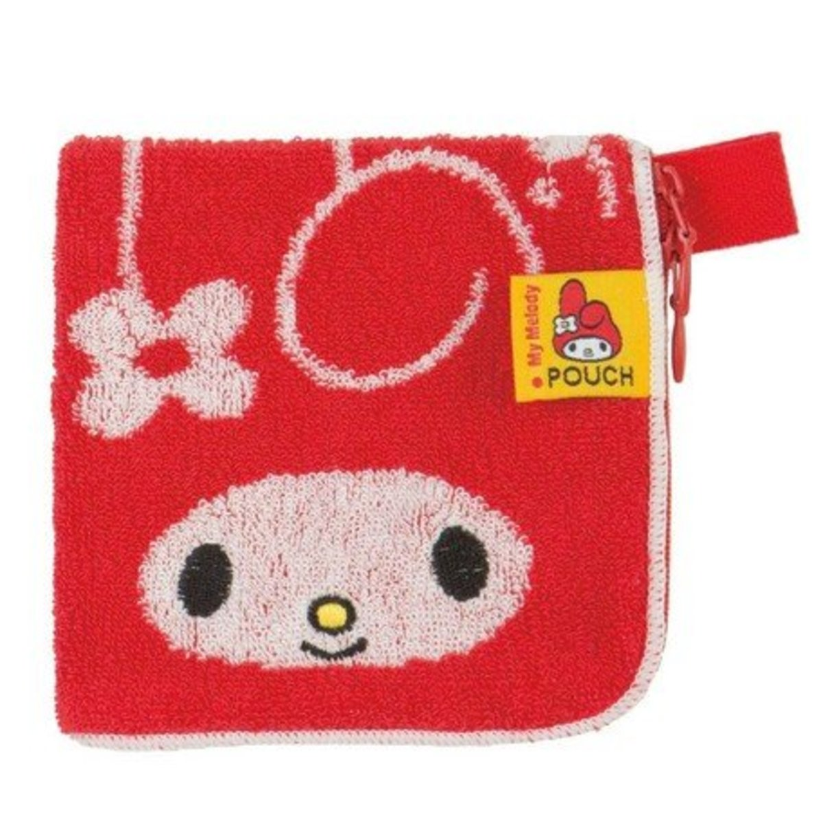 (Red My Melody) Japan Multi-function Towel Pouch for Umbrella/Water Bottle