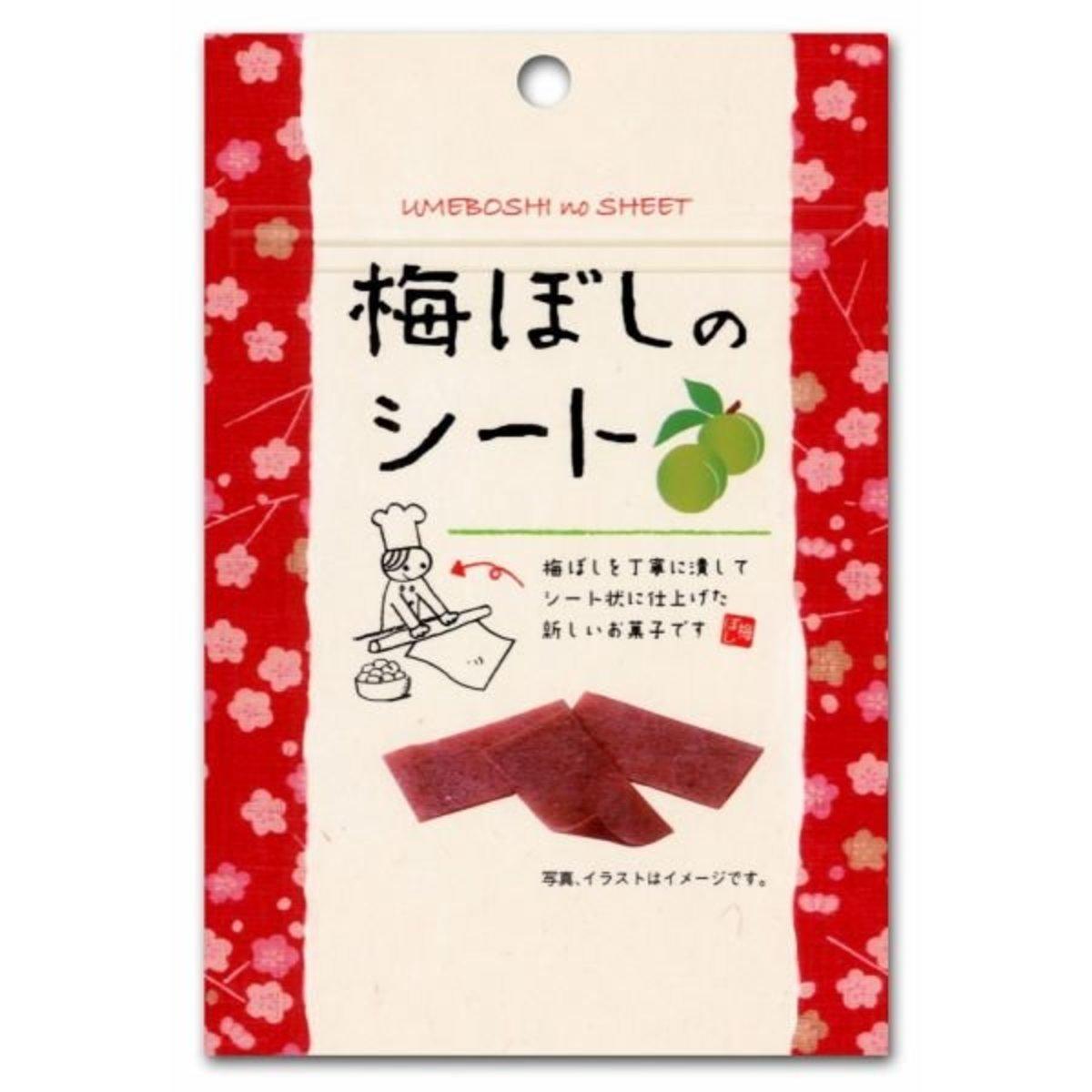 日本Umeboshi No Sheet 梅片 x 1包