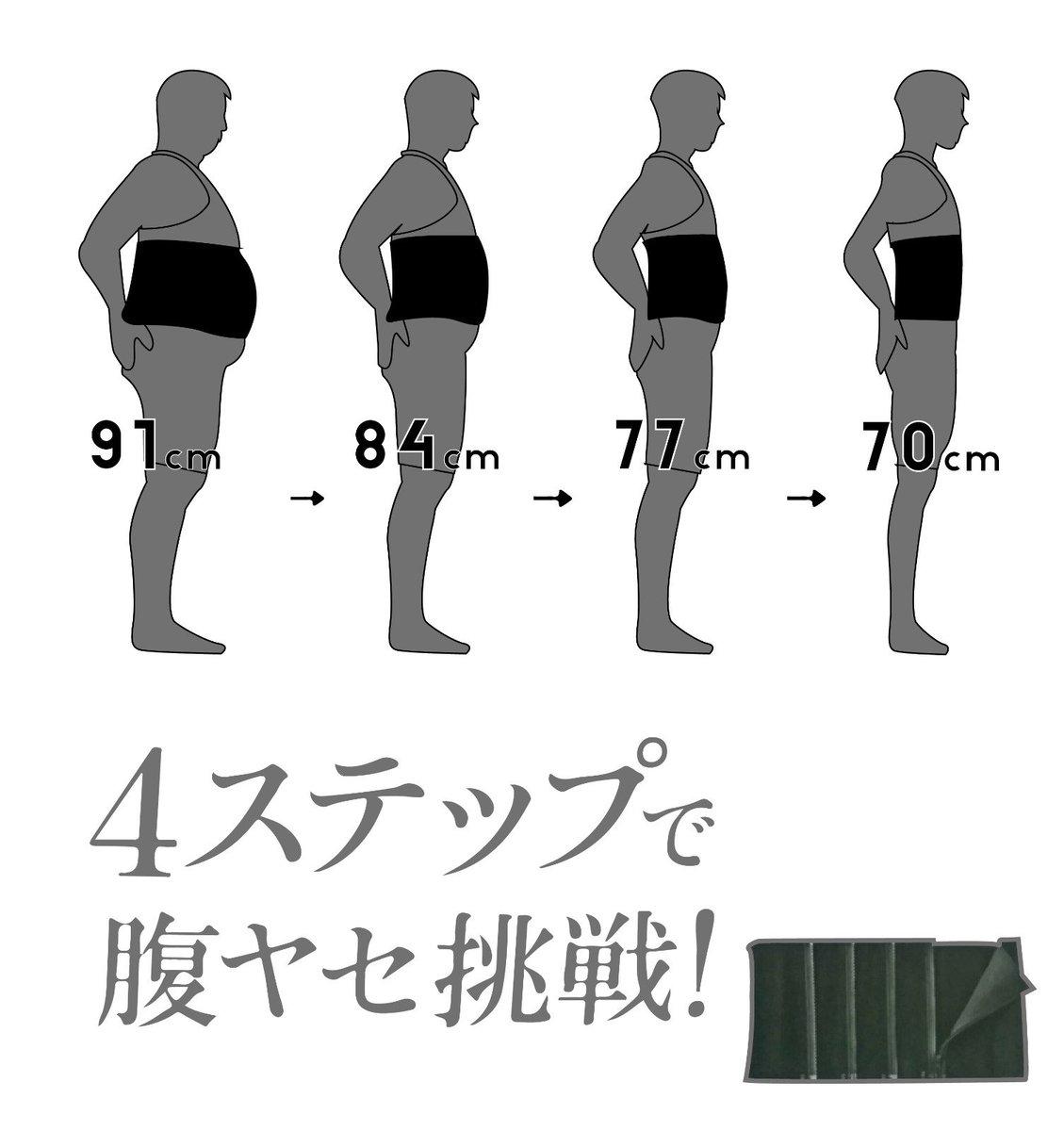 (M Size) Japan 4 Level Waist Shaper x 1pc