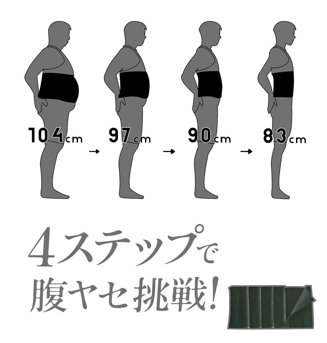 (大碼) 日本4段男士收腹带 x 1件