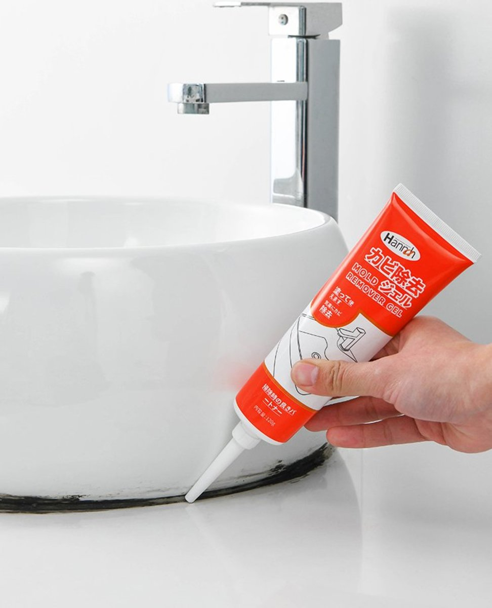 Household Mildew, Bacteria and Mold Removal Gel