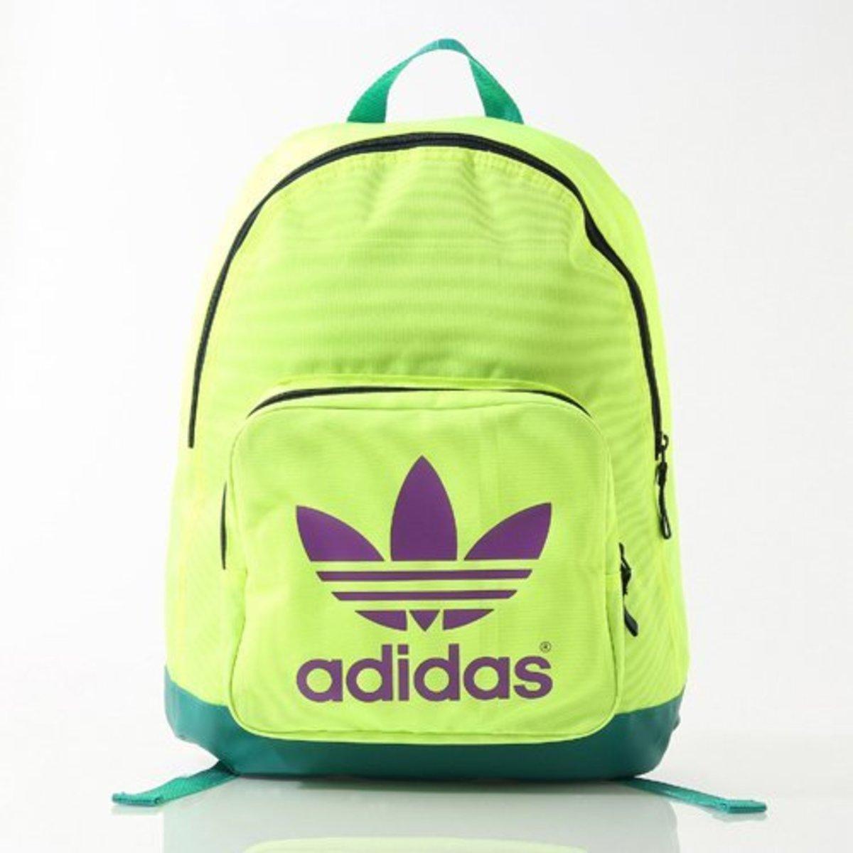 (Green Backpack) Japan❤️adidas Originals AC BPACK CLASS Backpack