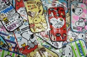 FG-日本史諾比毛巾手帕 x 1條 (款式隨機)