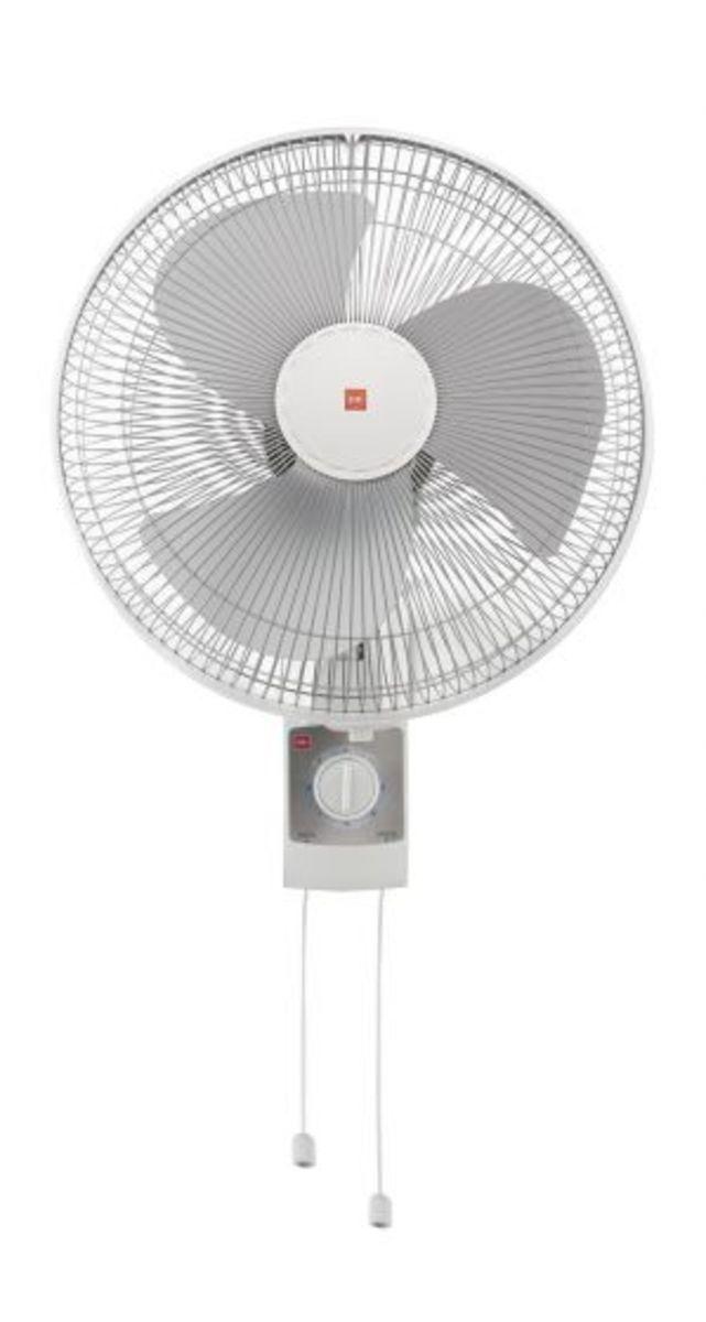 """M30CH/GY (12"""" / 30cm) Wall Fan Grey"""
