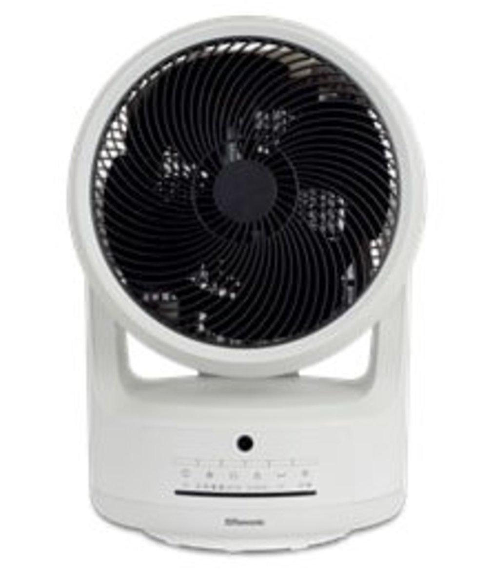 Circulation Fan Heater RCF-9HL White