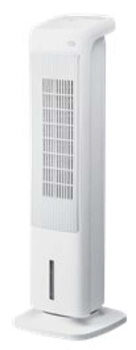 Air Cooler Heater RTF-335HL White