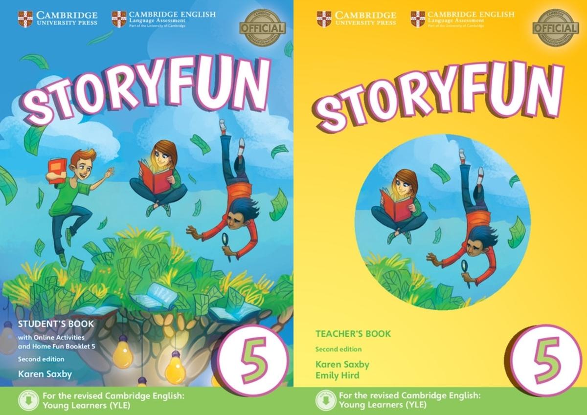 Storyfun for Flyers 5 套裝 (2/e)