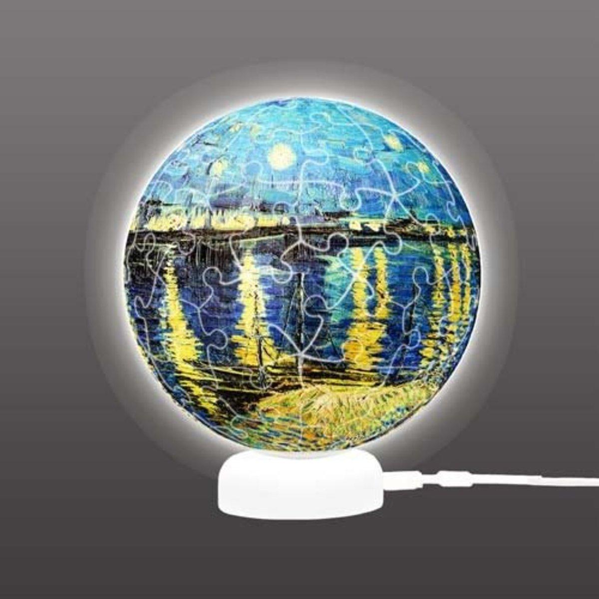 梵高 星空燈光球 (60塊)