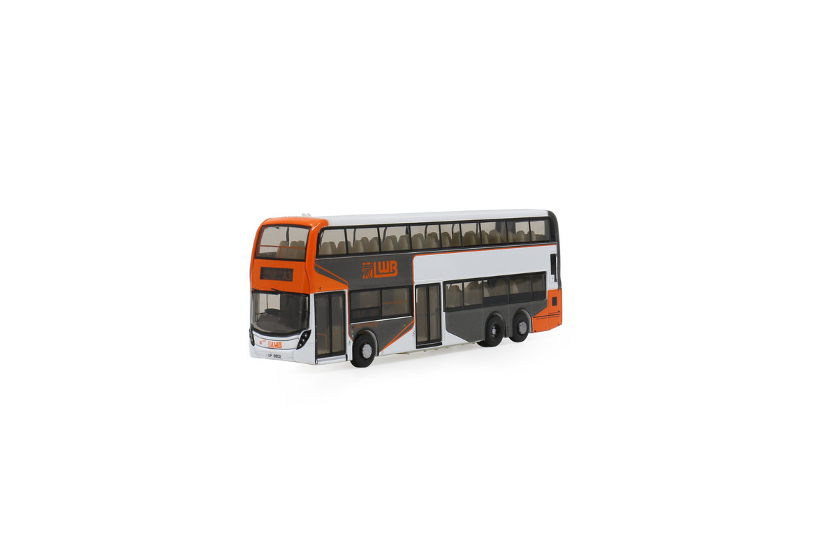 Tiny City 77 Die-cast Model Car - LWB ADL Enviro500 MMC FL 12.8M (A31)