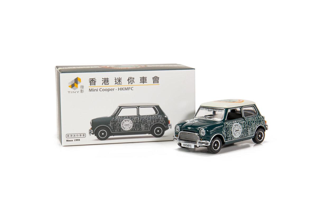 TINY ATC64741 Mini Cooper Mk 1 Hong Kong