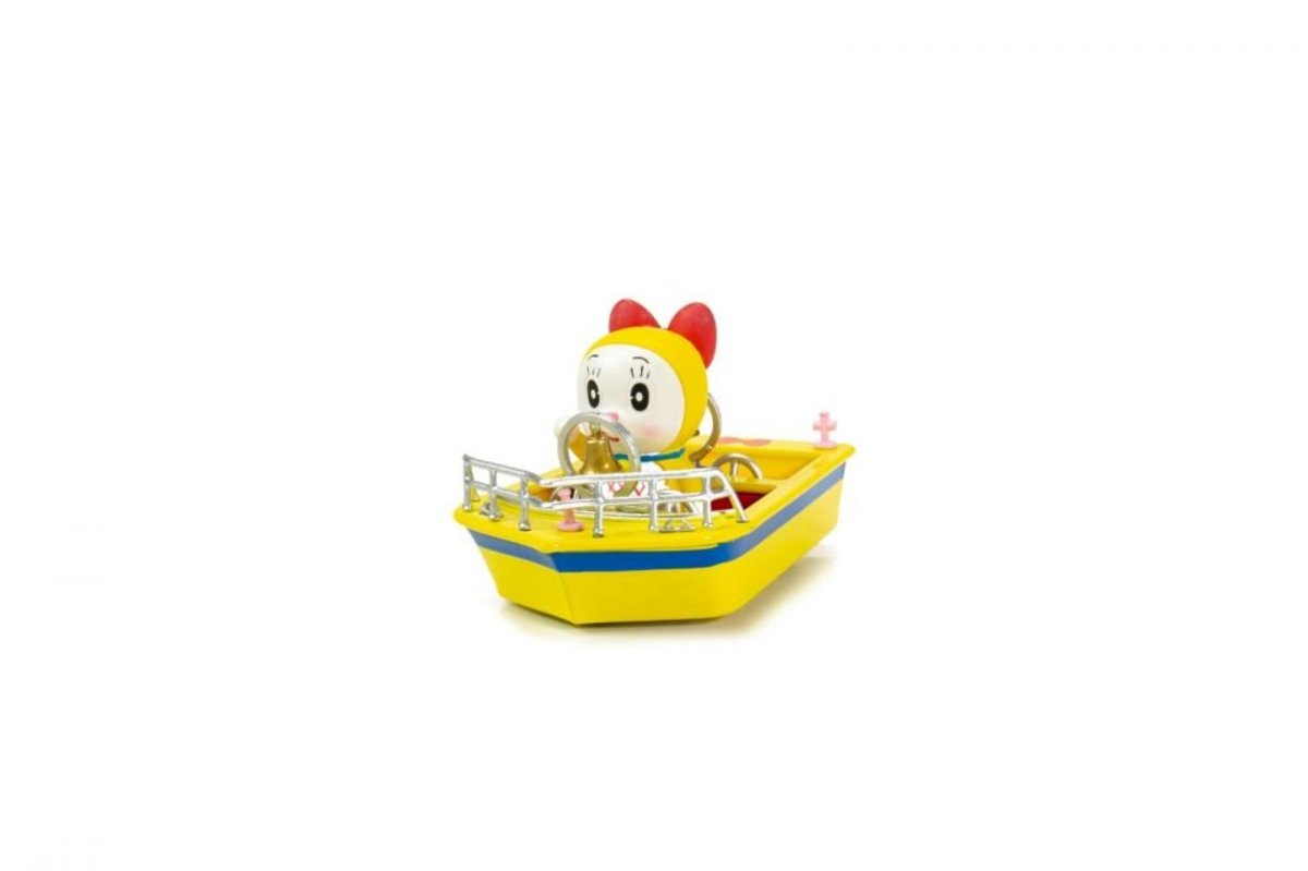 Tiny City Dorami Ding-dong Boat (with figure)