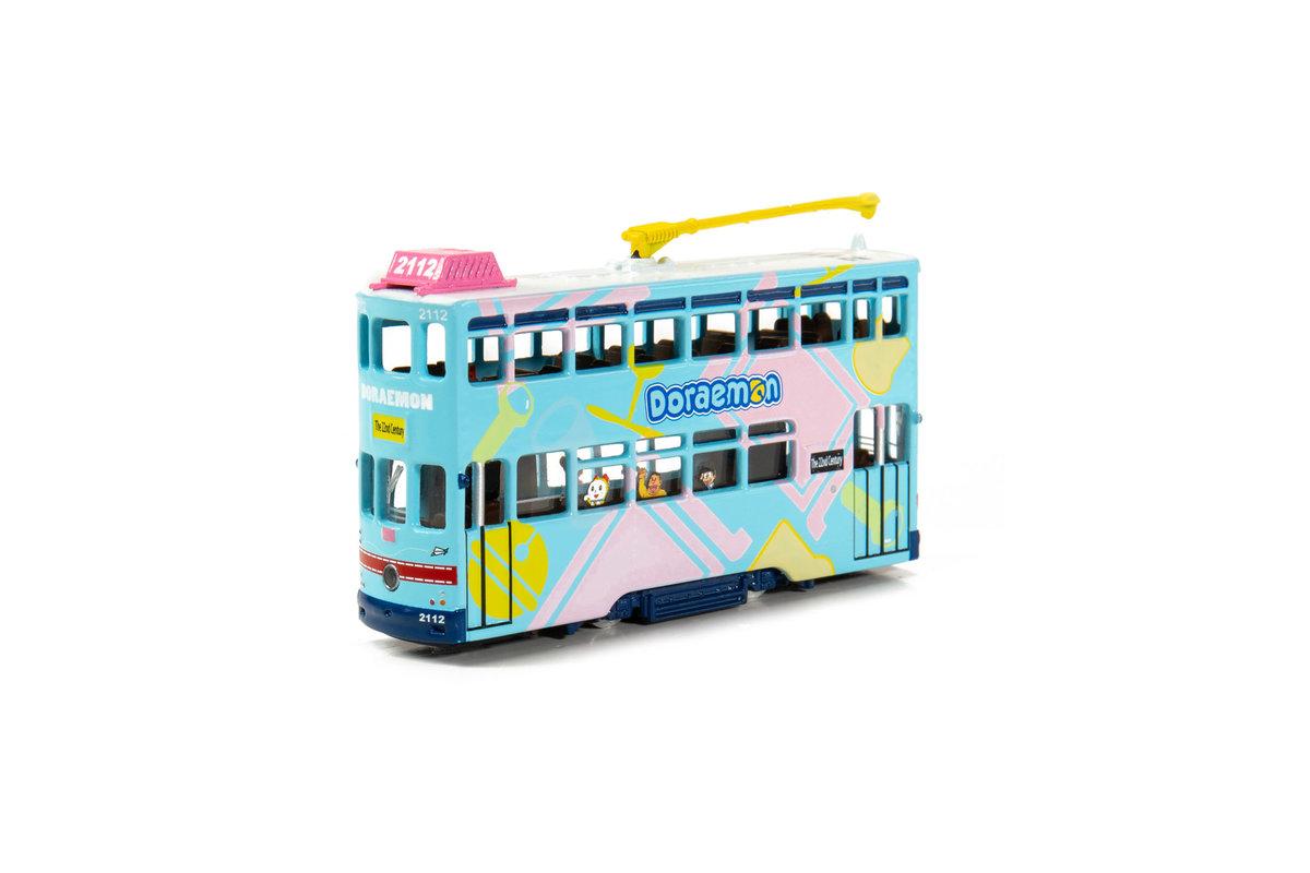 Tiny City Die-cast Model Car - Doraemon Tram