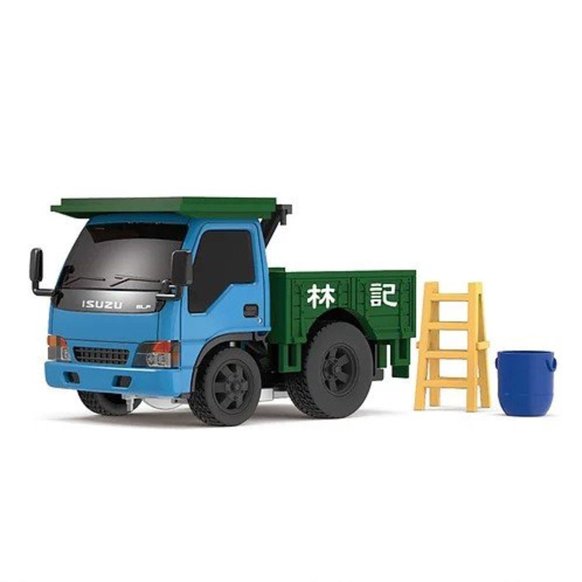 Q 五十鈴N系列1993街斗車 (藍/綠)