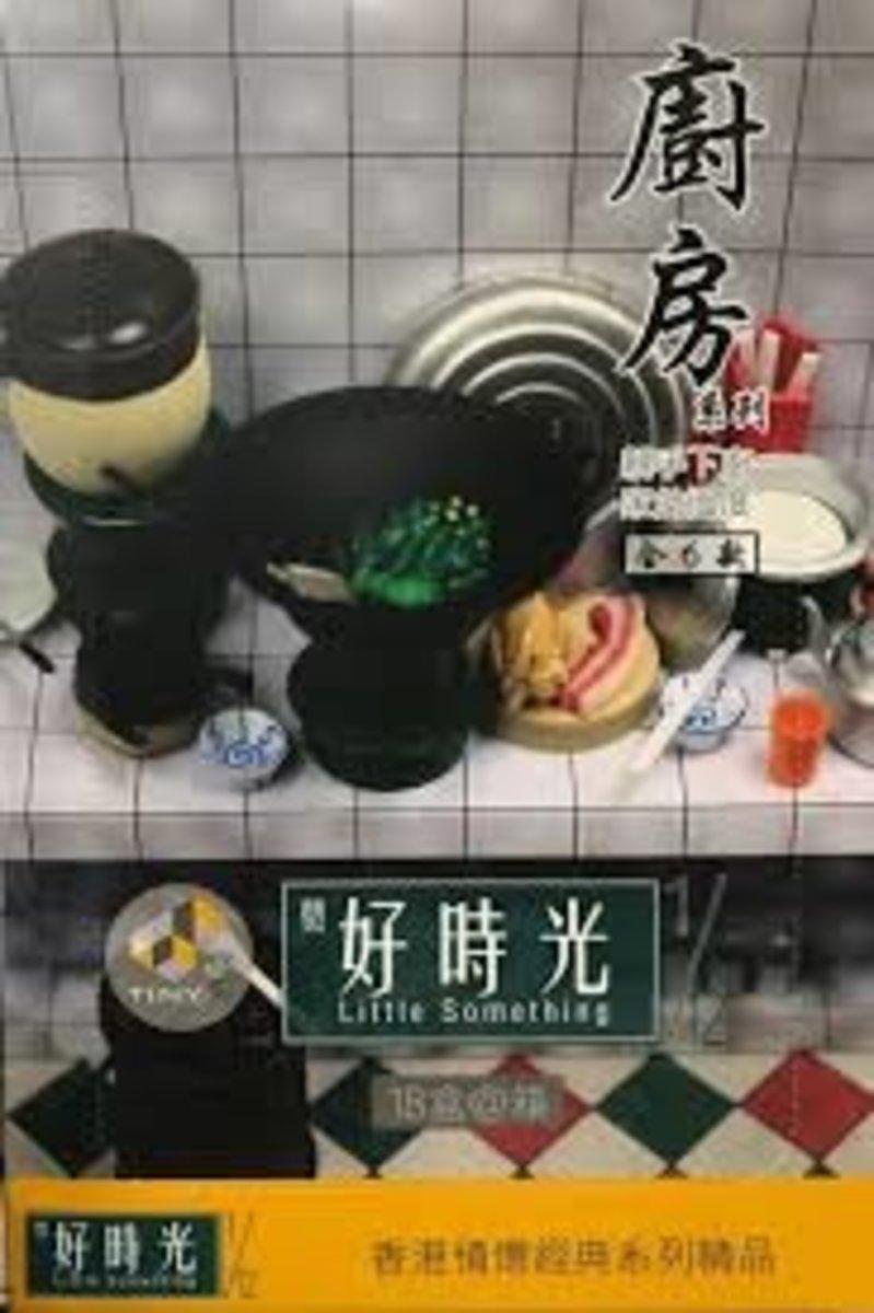TINY LST00 1:12 微好時光-廚房系列 (隨機單件)