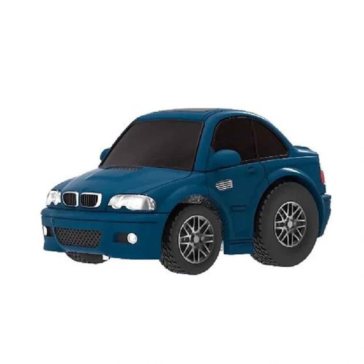 Q BMW M3 E46 (Blue)