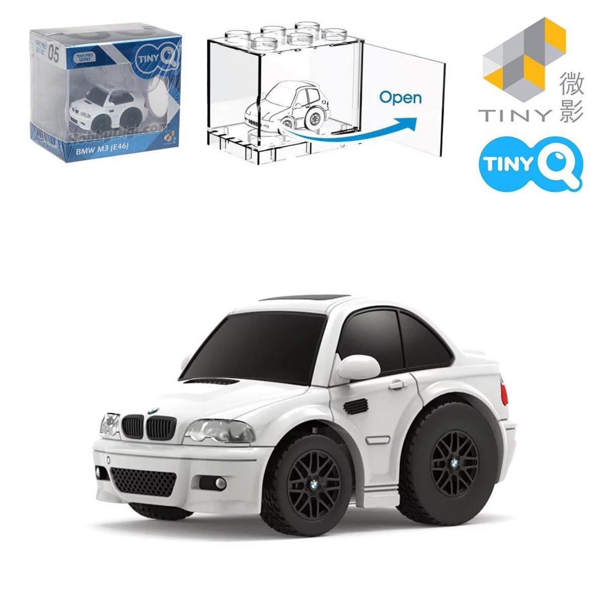 Q BMW M3 E46 (White)