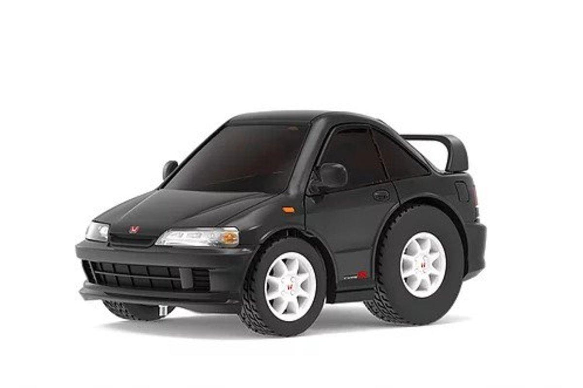 Q Honda Integra DC2 (Pearl Black)