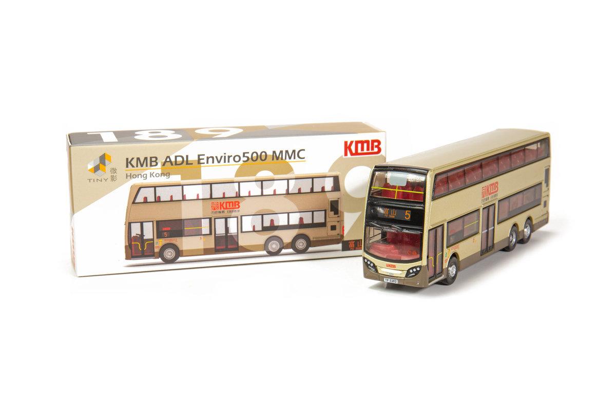 TINY KMB2018152 189 九巴 ADL Enviro500 MMC