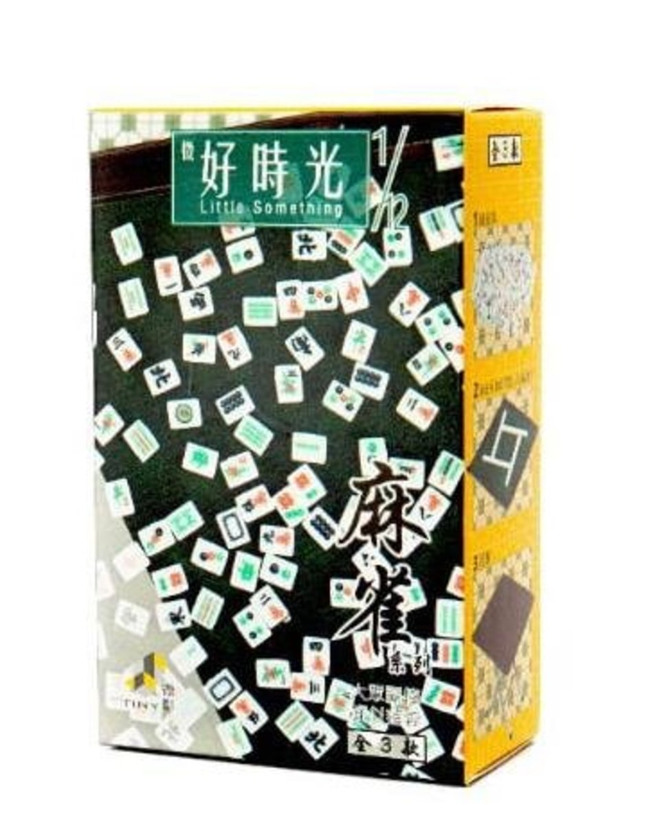 1/12 Little Something - Mahjong