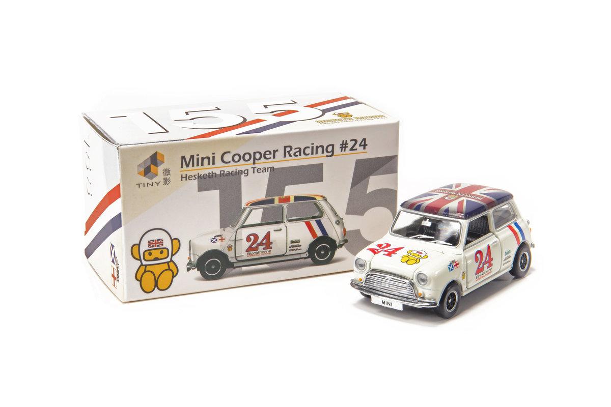 155 Mini Cooper Racing #24