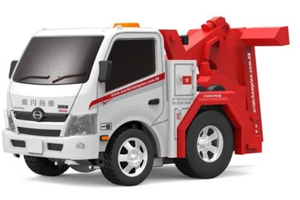 Q HINO 300 World Champion Tow Truck