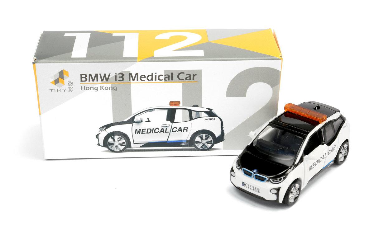 112 BMW i3 Medical Car