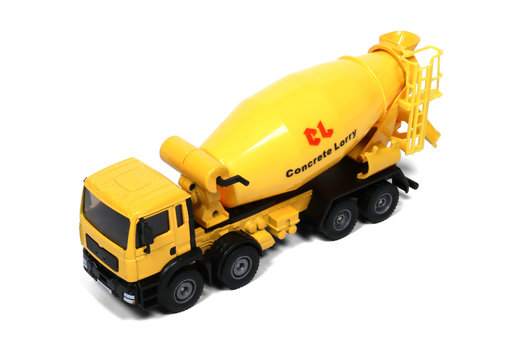 1/50 Dx6 Concrete Mixer