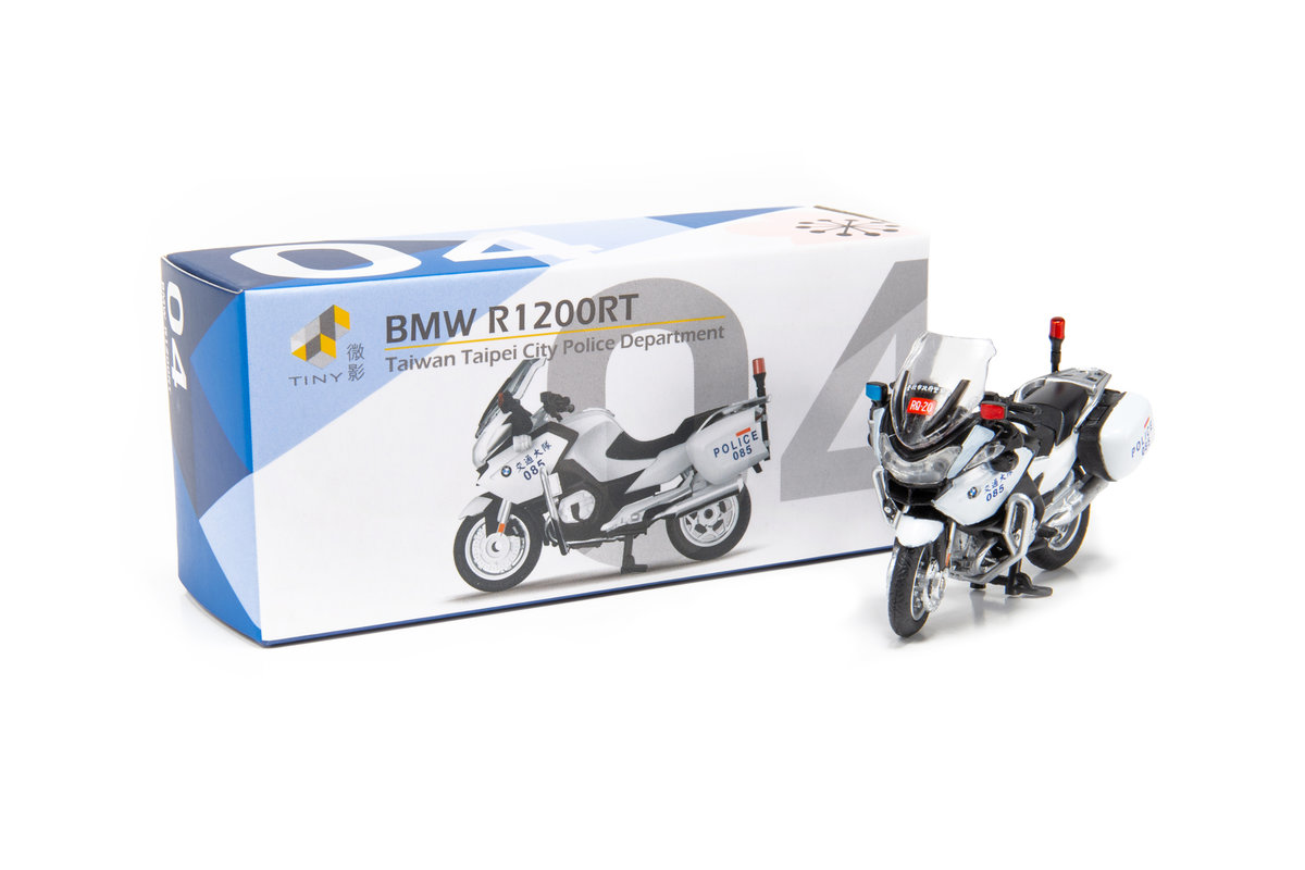 BMW R1200RT Taiwan Taipei City Police Department
