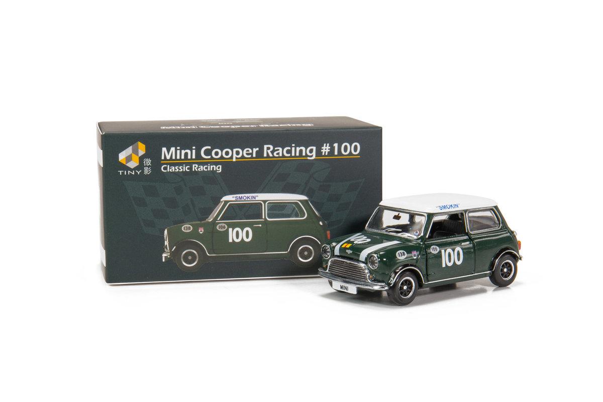 TINY ATC64729 Mini Cooper Racing #100