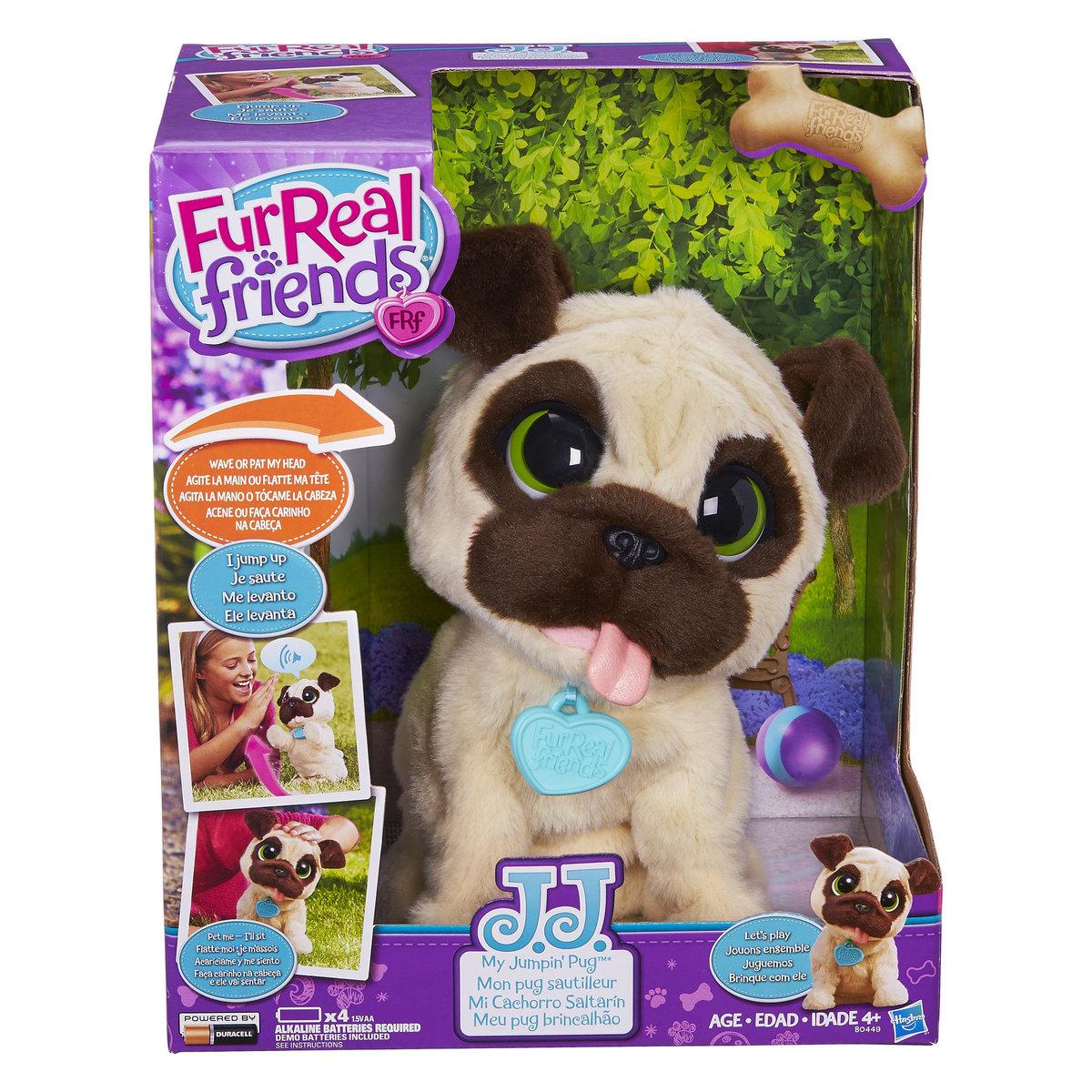 FurReal 可愛 JJ 小狗