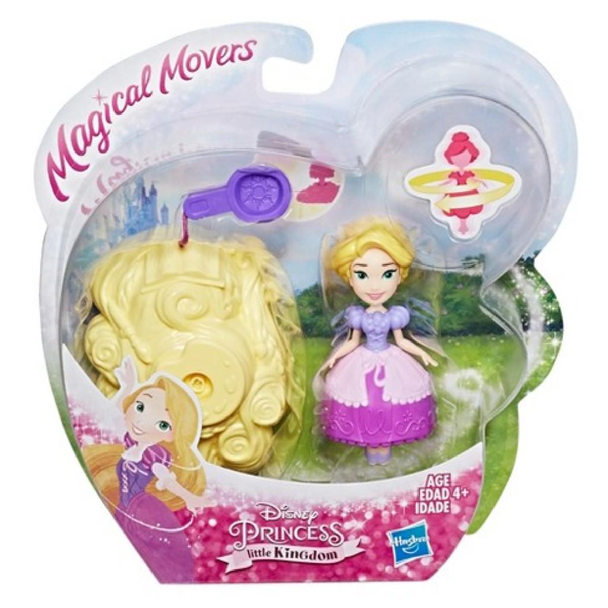 Disney Princess Magical Movers Rapunzel