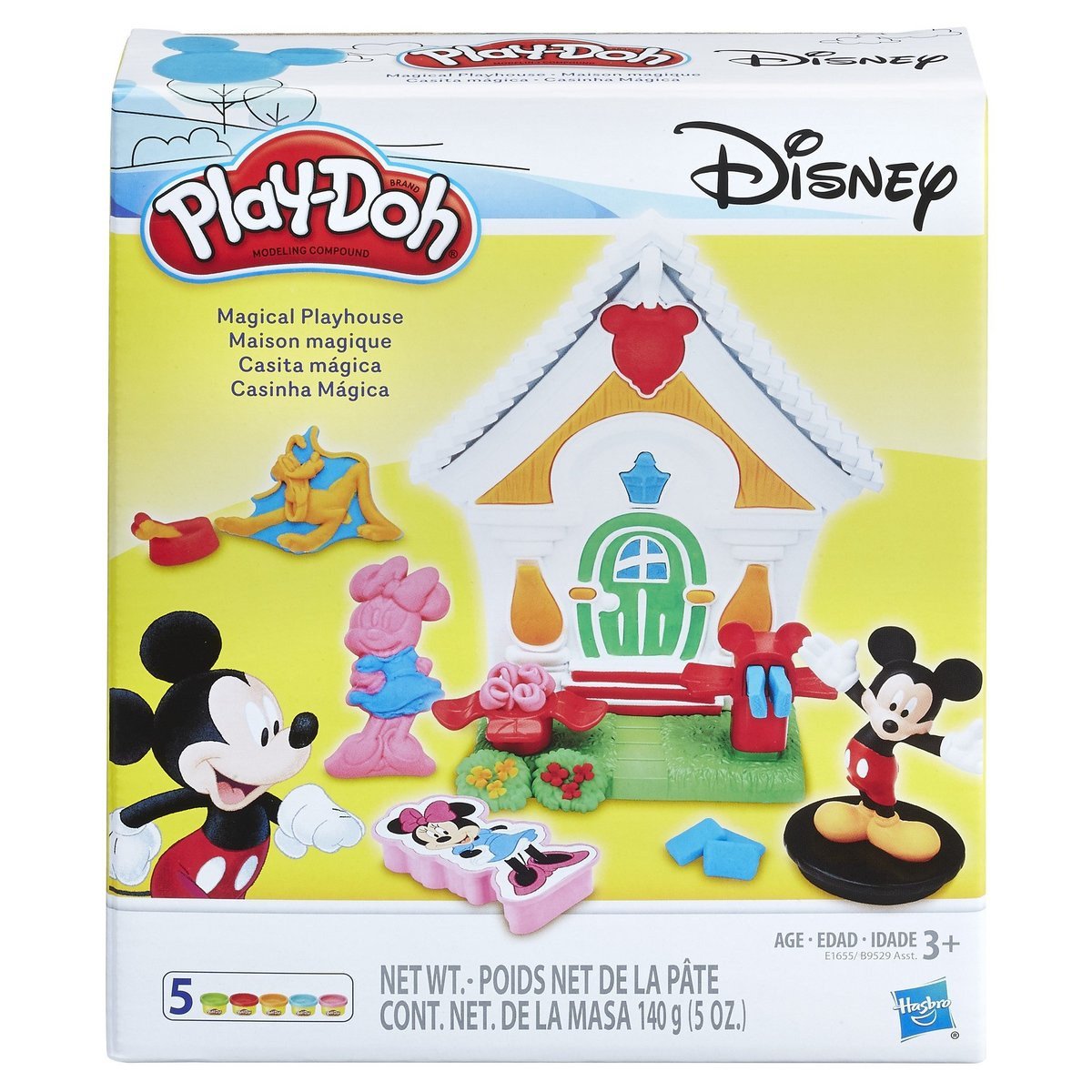 PLAY-DOH Disney Magical Playhouse