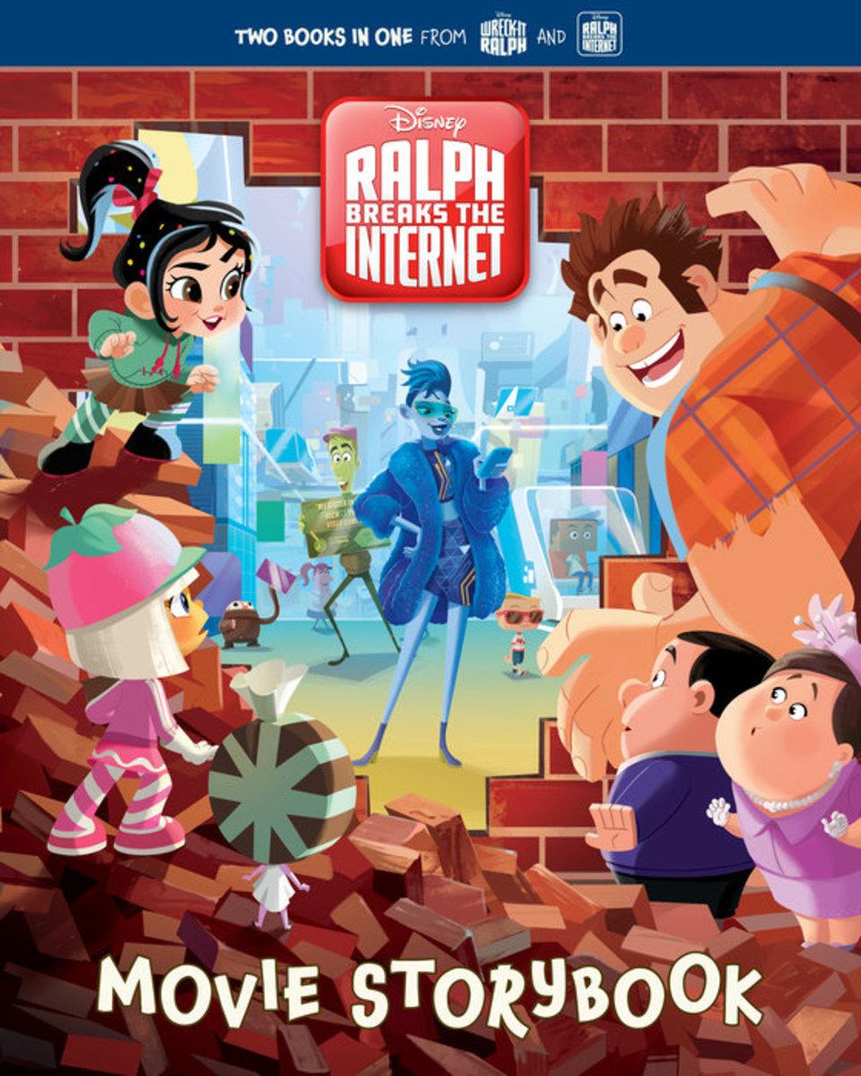 Wreck-It Ralph 2 Movie Storybook (Disney Wreck-It Ralph 2)