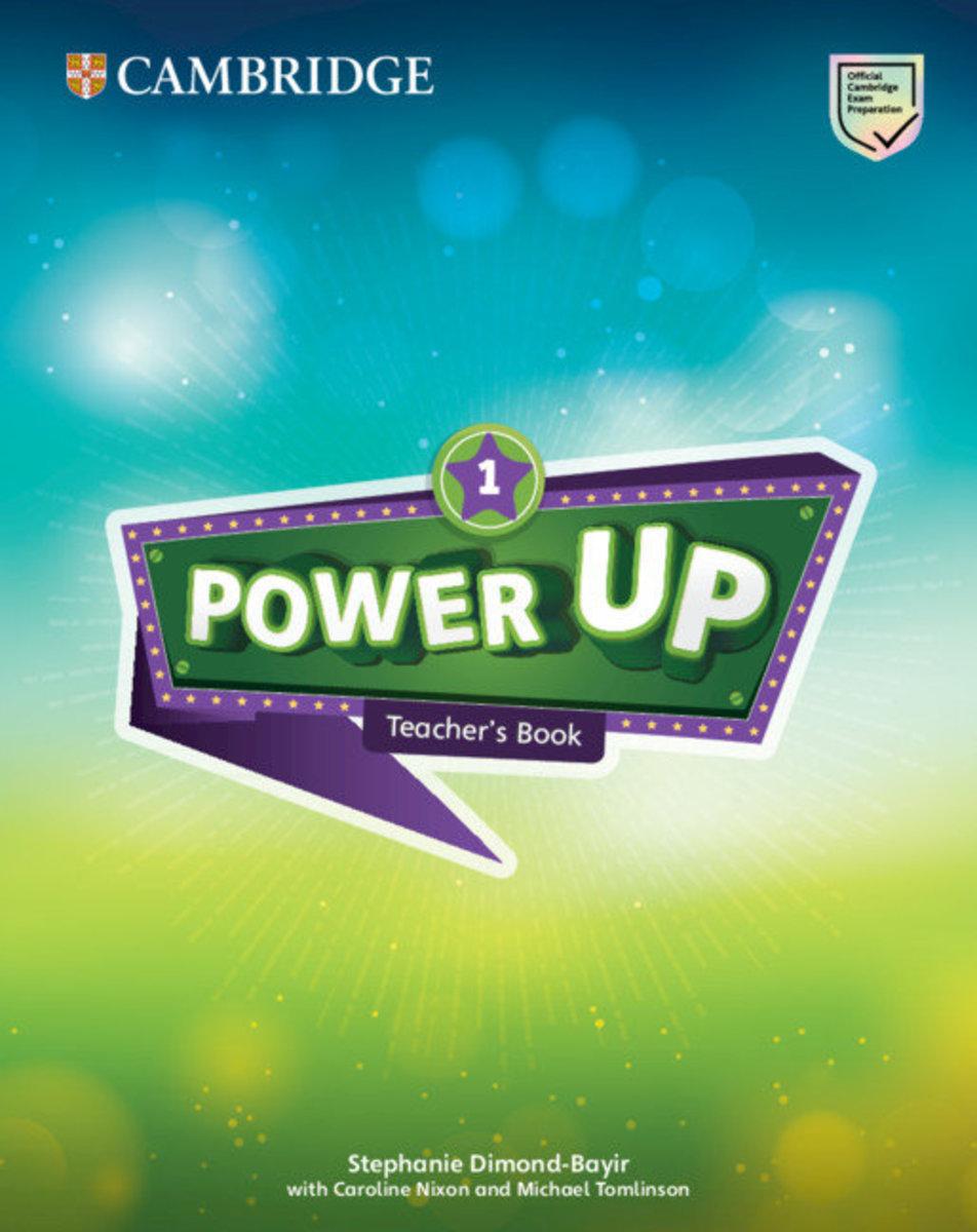 Power Up Teacher's Book [ Level 1 ]