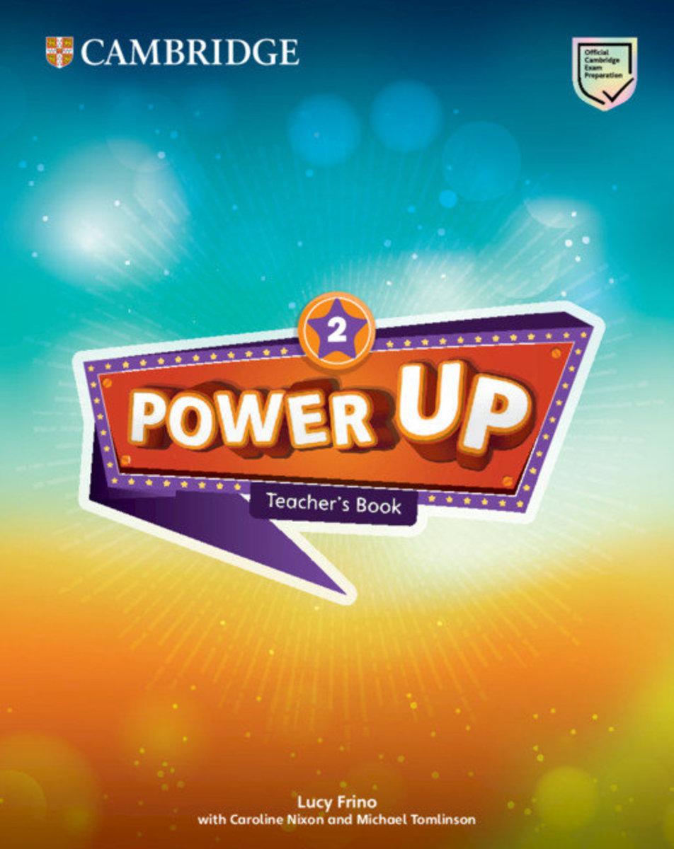 Power Up Teacher's Book [ Level 2 ]