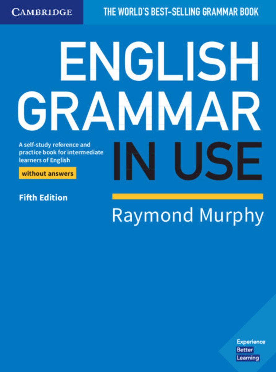 English Grammar in Use Fifth edition Book without Answers