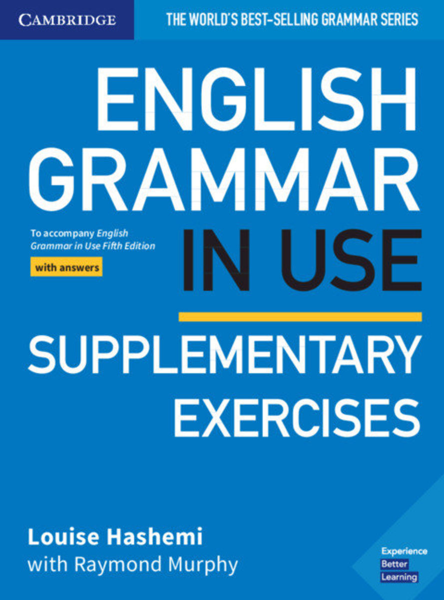 English Grammar in Use Fifth edition Supplementary Exercises Book with Answers