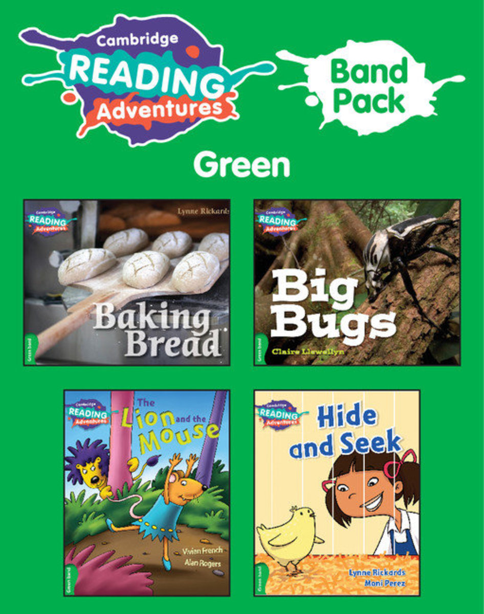 Cambridge Reading Adventures Green Band (10