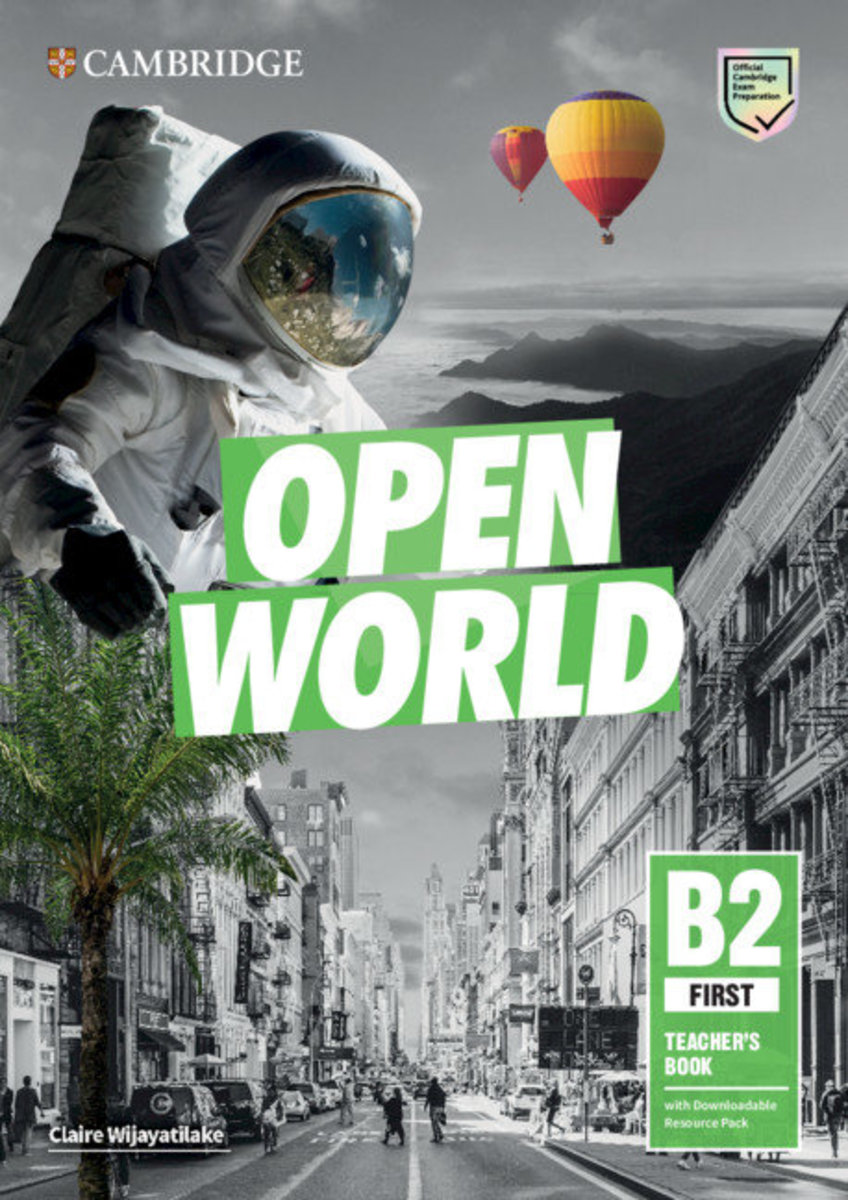 Open World First Teacher's Book with Downloadable Resource Pack