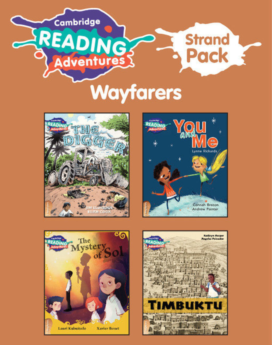 Cambridge Reading Adventures Wayfarers Strand Pack (6)