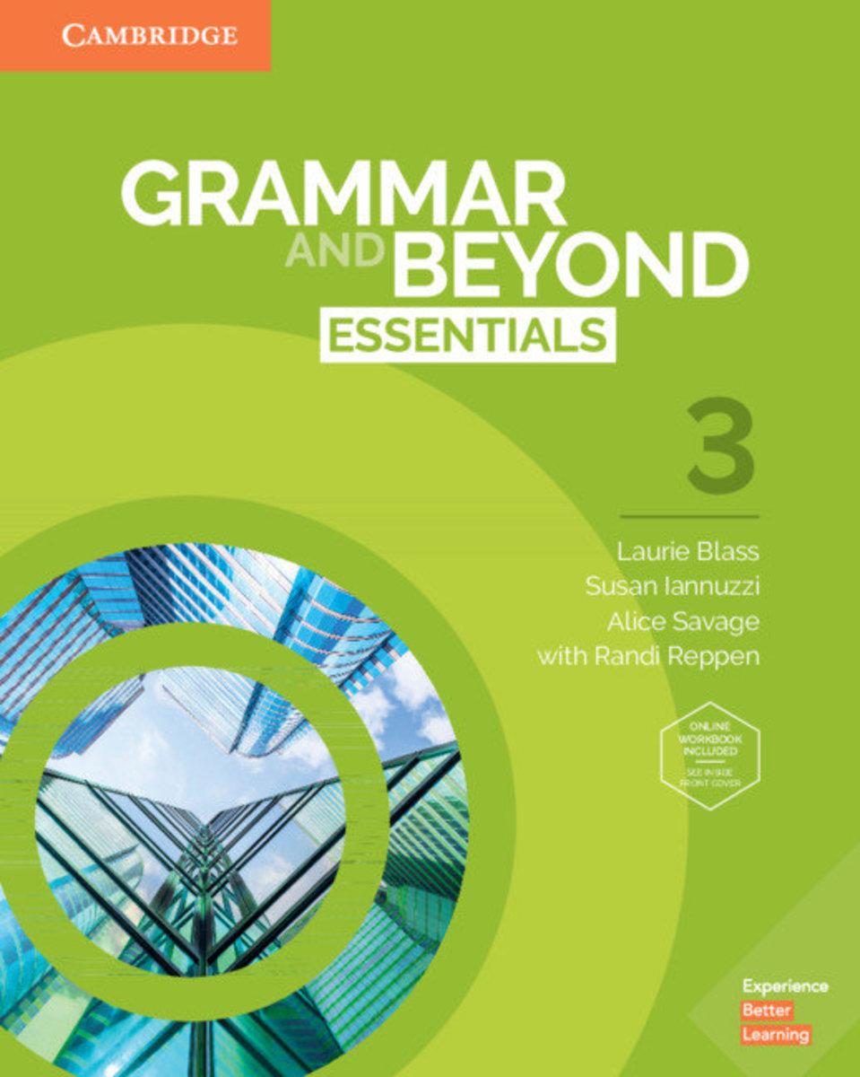 Grammar and Beyond Essentials Student's Book with Online Workbook [Level 3]