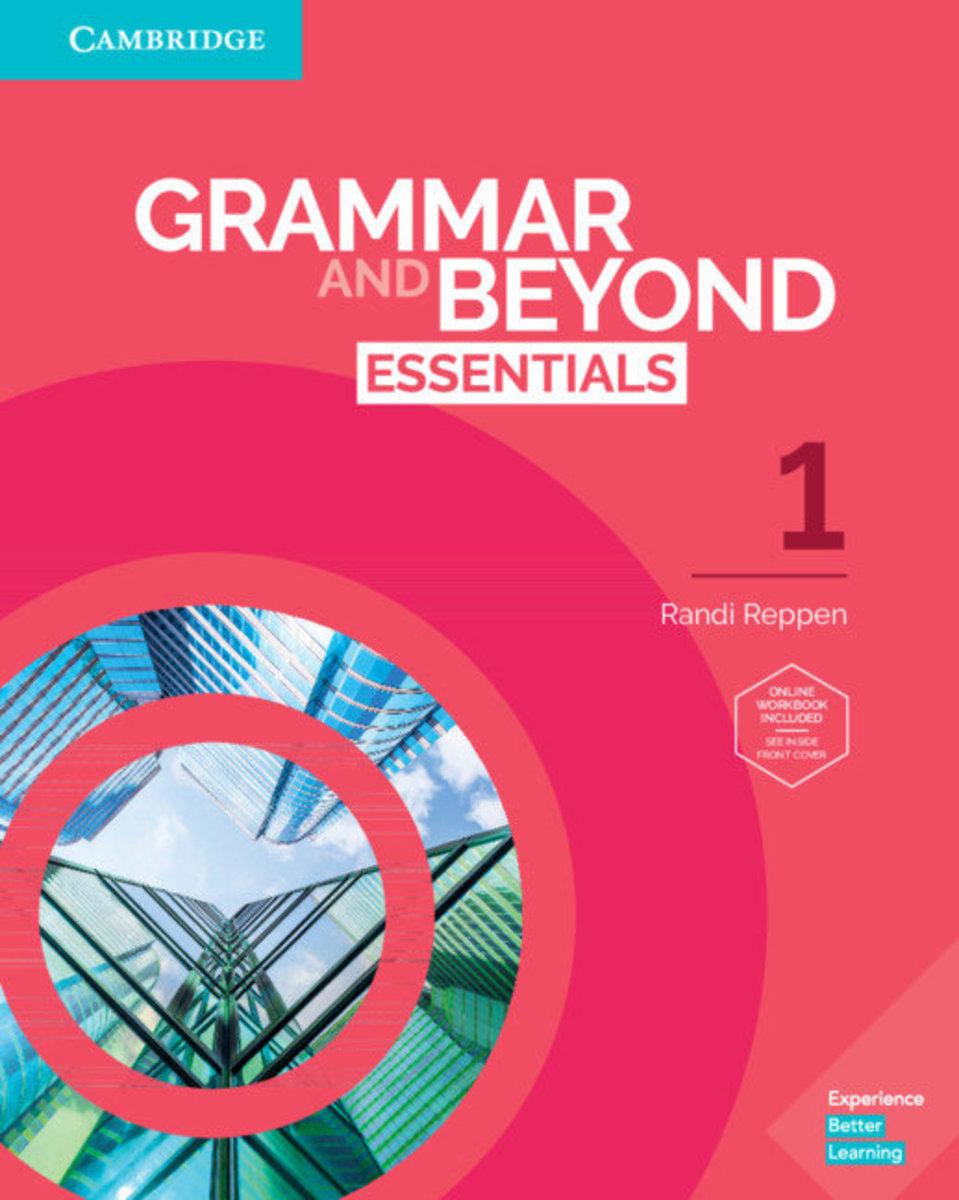 Grammar and Beyond Essentials Student's Book with Online Workbook [Level 1]