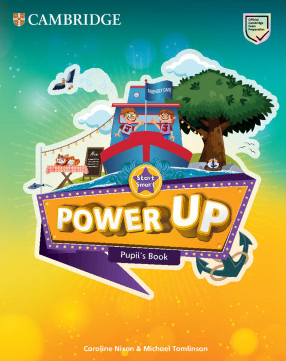 Power Up Pupil's Book [ Start Smart ]