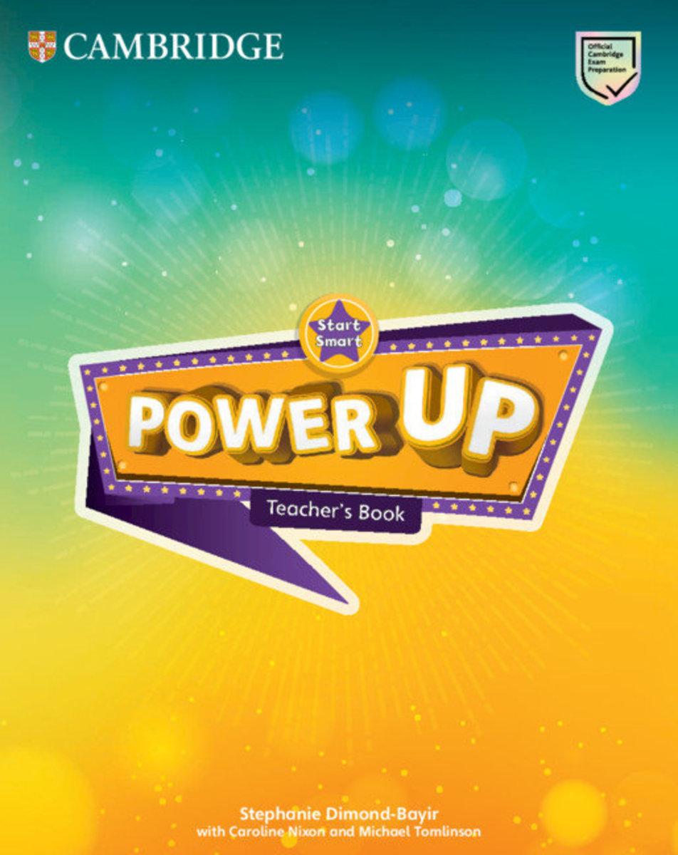 Power Up Teacher's Book [ Start Smart ]